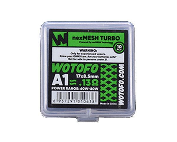 coil nexmesh turbo wotofo