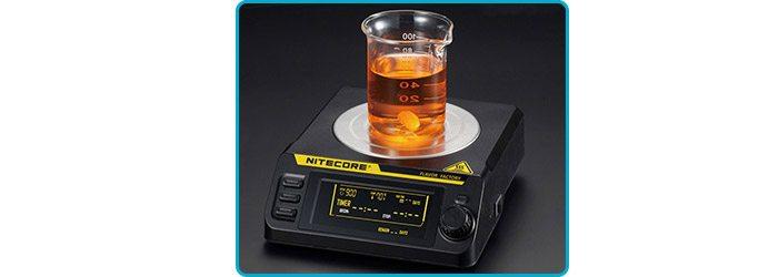 mélangeur magnétique nff01 nitecore / mixer DIY NFF01 Nitecore