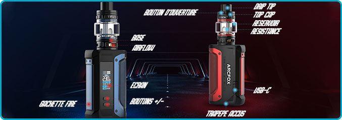 guide kit smok arcfox