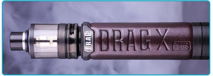 Achat nouvelle version kit Drag X Plus Pro Voopoo