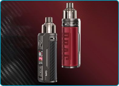 puissance 60w pod drags s voopoo