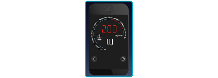 pollex touch screen 200w kanger