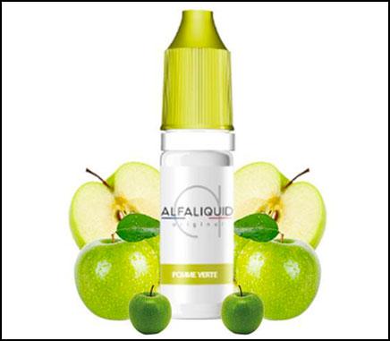 Meilleur e liquide fruité Alfaliquid