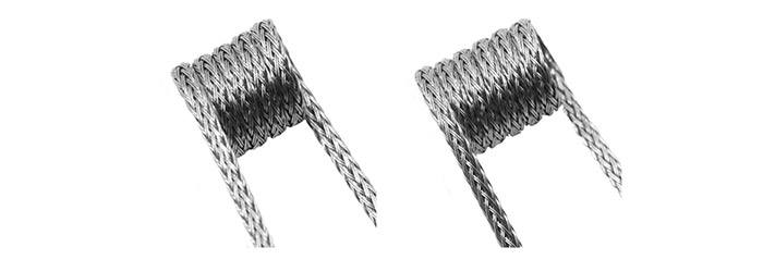 geekvape precoils braid