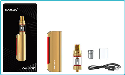 Kit e-cigarette Smok Priv M17