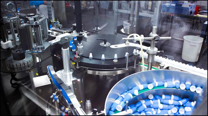 Production e liquide Alfaliquid