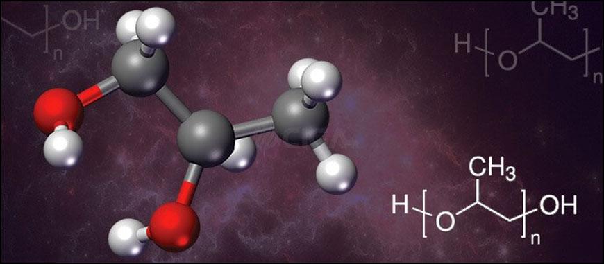 Propylene glycol e liquide naturel