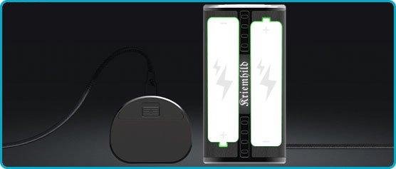 recharger la box vapefly kriemhild