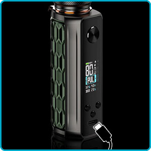 recharge vaporesso target 80