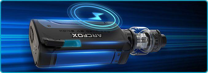 rechargement kit arcfox smok