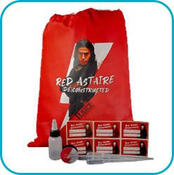 red astaire deconstructed t-juice