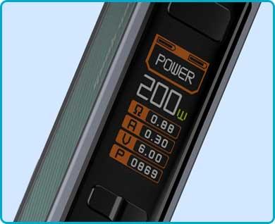 reglage utilisation obelisk 200 geekvape