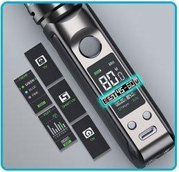 mode smart kit luxe 80 vaporesso