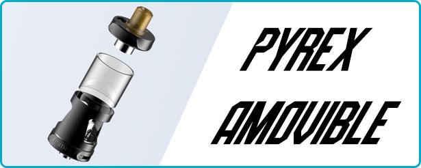 pyrex de rechange zenith 2 innokin