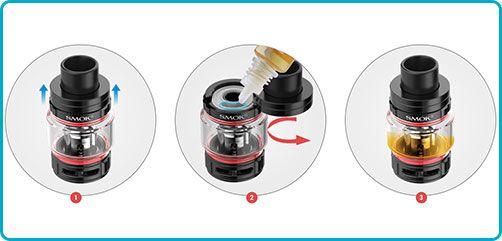 e-liquide smok rigel
