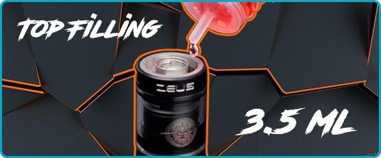 réservoir zeus nano 3.5ml geekvape