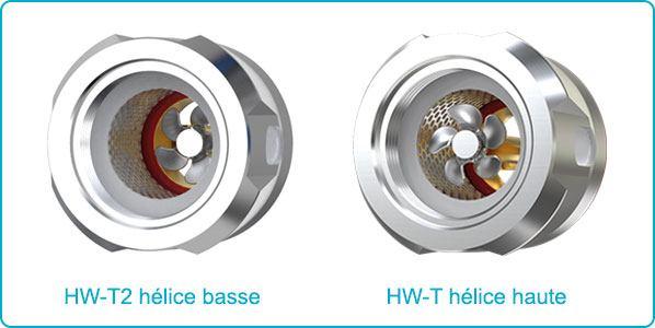 resistances eleaf rotor turbine avis