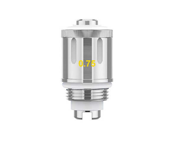 resistance clearomiseur gs air eleaf 0.75ohm