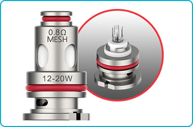 Coil kit target pm80 subhom vaporesso