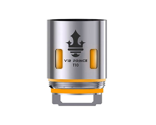 resistance tfv12 prince smok t10 light orange