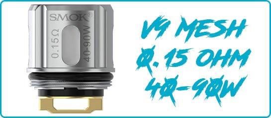 resistance v9 mesh rpm 160