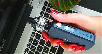 cigarette electronique test kit gen vaporesso