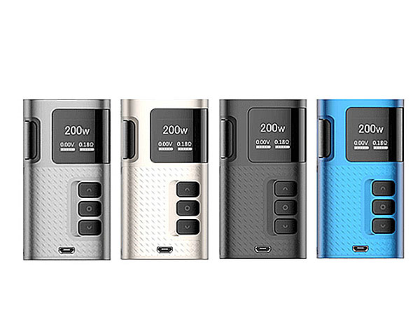 Ripple 200W TC Kanger
