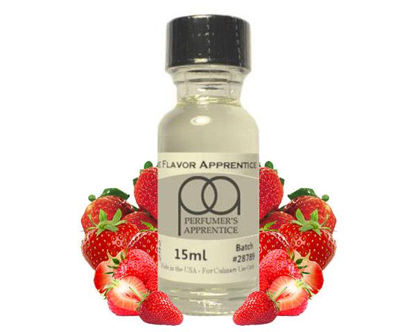 arome strawberry ripe
