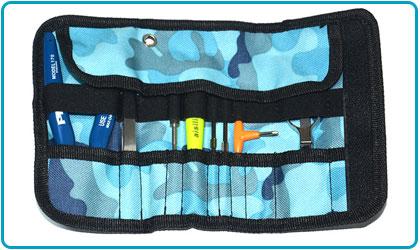 vpdam folding tool kit bleu pour atomiseurs reconstructible