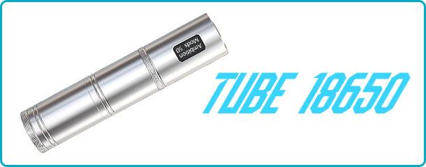 tube 18650 ambition mods