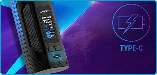 rechargement kit smok rigel 230w