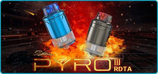 Pyro V3 RDTA vandy vape