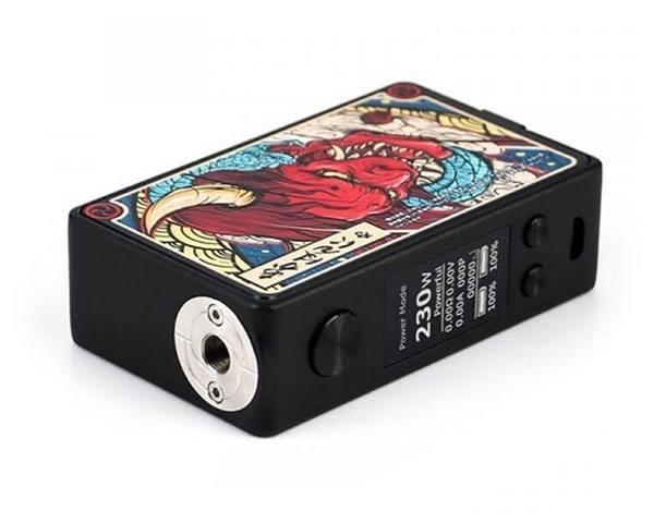 box vapelustion hannya 230w