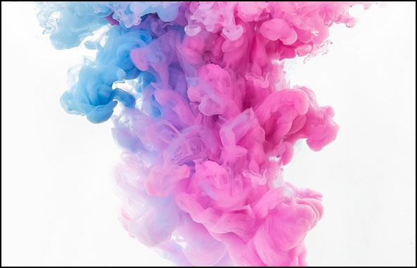 vapeur coloré cigarette électronique