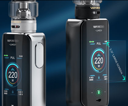 achat vaporesso luxe ii
