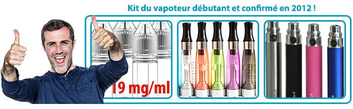 recharge cigarette electronique