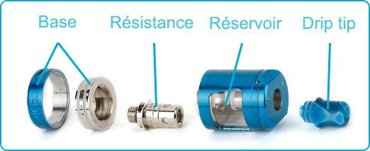 changer resistance zlide innokin
